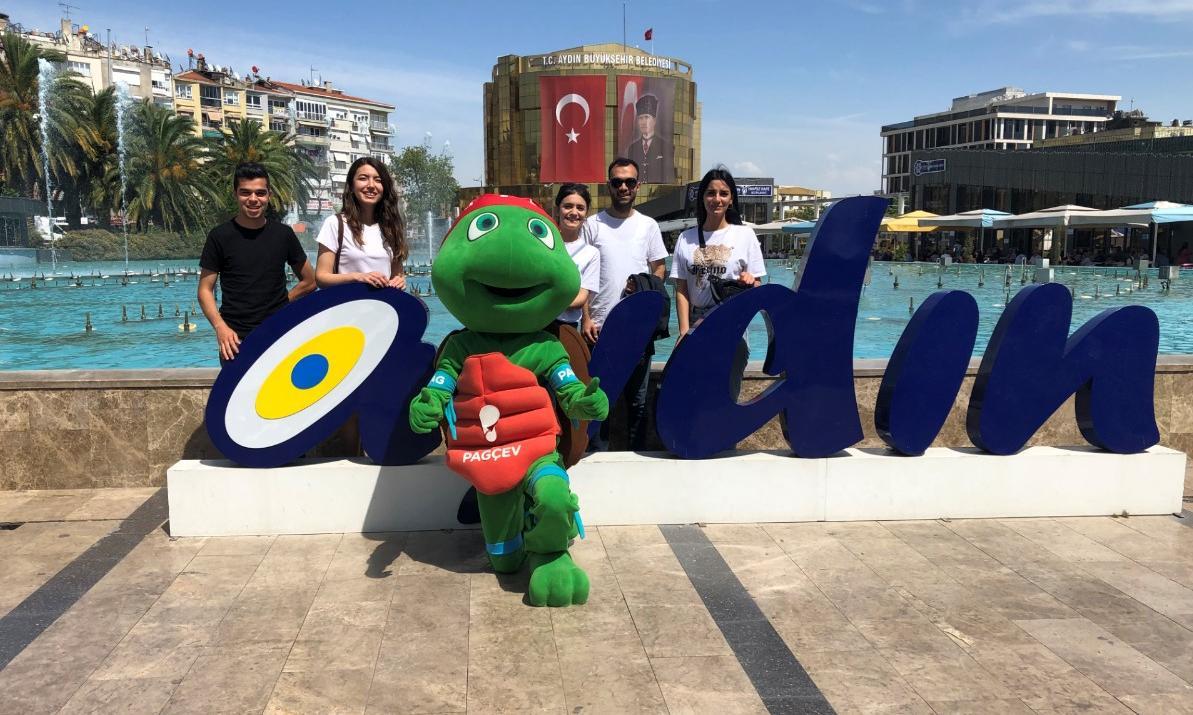 Aydın Efeler Belediyesi Dünya Geri Dönüşüm Gününü Kutladı